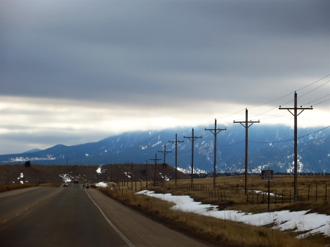 Rocky Mountains, Hwy 36