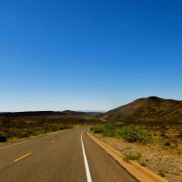 Road to Big Bend