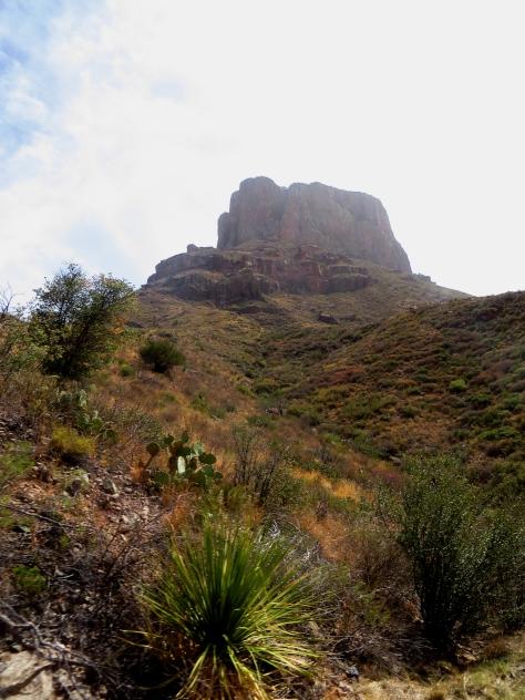 Casa Grande, Chisos Mountains.