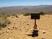 Summit, Ryan Mountain. Joshua Tree National Park.
