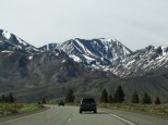 Eastern Sierra. Mammoth Lakes, CA.